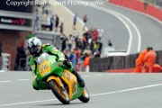 Uribe Consolidates Championship Position With Solid Ride At Brands Hatch