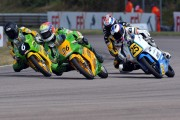 Another Front Running Performance By Uribe At Thruxton