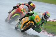 4th Moto 3 Podium Of Season At Oulton Park For Uribe