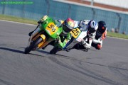 Uribe Bounces Back To Salvage Good Points At Donington Park