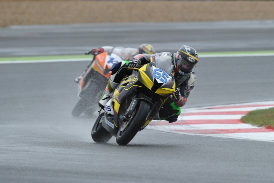 World Superbike Championship, Magny-Cours, France, 05  Oct  2014