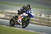 Menghi's Frustrations Continue In Qatar WSS Qualifying