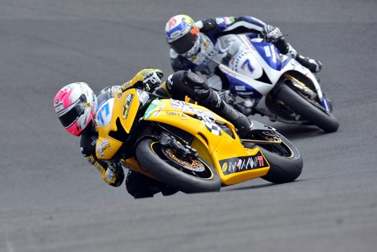 MCE Insurance BSB Championship Knockhill Rd 5 3-5 July 2015
