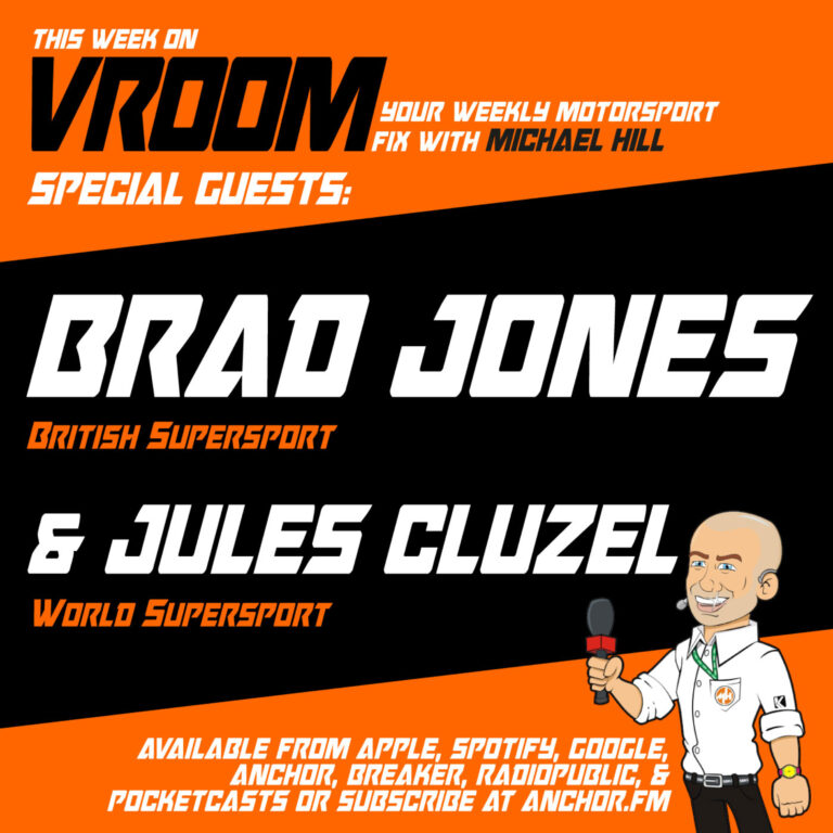 Episode 5 – Brad Jones, Jules Cluzel