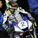 Hunter Su Happy With CEV Superstock 600cc Opener At Albacete